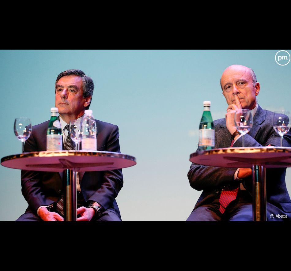 Alain Juppé et François Fillon font partie des candidats déclarés à la primaire