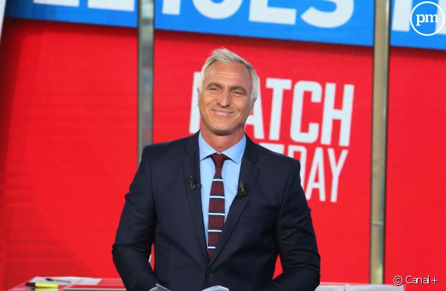 David Ginola quitte Canal+.