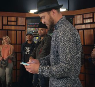 Justin Timberlake dévoile 'Can't Stop the Feeling!'