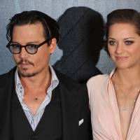 Marion Cotillard et Johnny Depp à l'affiche d'un film sur l'affaire DSK