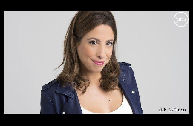 Léa Salamé draguée par TF1.