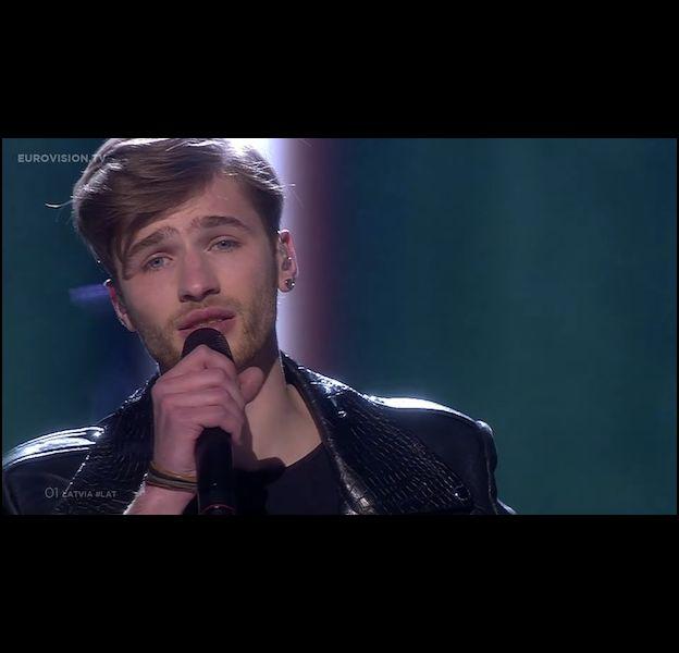 La Lettonie, qualifiée pour la finale de l'Eurovision 2016