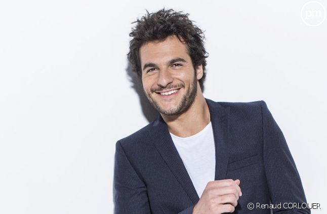 Amir représente la France à l'Eurovision 2016
