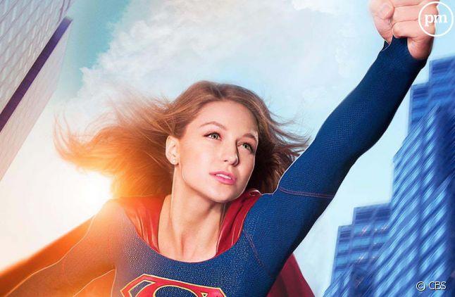 """Une saison 2 pour """"Supergirl"""""""