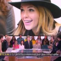 Tensions entre Daphné Bürki et le biographe de Nabilla dans