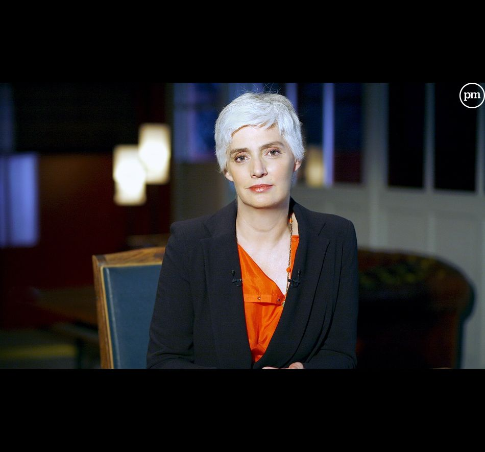 """Frédérique Lantieri, l'animatrice de """"Faites entrer l'accusé"""""""