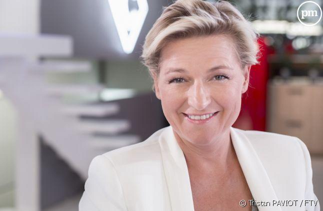 """Anne-Elisabeth Lemoine présentera """"C à vous"""" le samedi"""