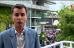 Roland-Garros : Les retransmissions brutalement interrompues samedi à cause de la météo