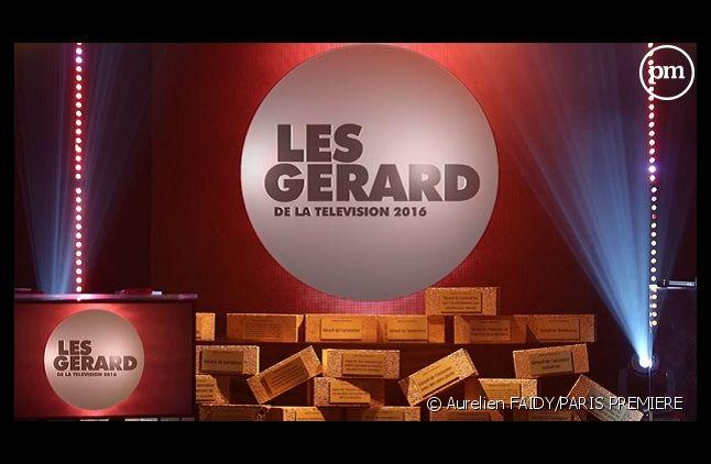 """""""Les Gérard de la télévision 2016"""""""