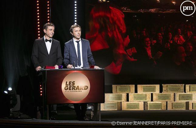 """""""Les Gérard de la télévision"""" en baisse"""