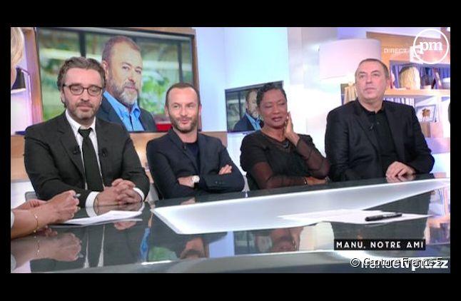 """""""C à vous"""" rendait hommage à Emmanuel Maubert"""
