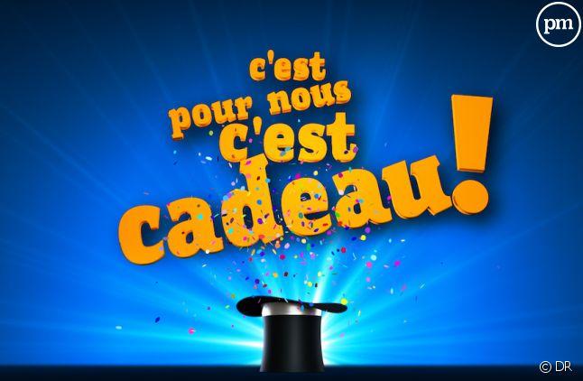 """Cyril Hanouna présente """"C'est pour nous c'est cadeau"""""""