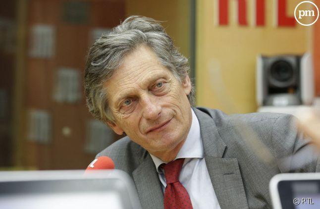 Nicolas de Tavernost, invité de RTL.