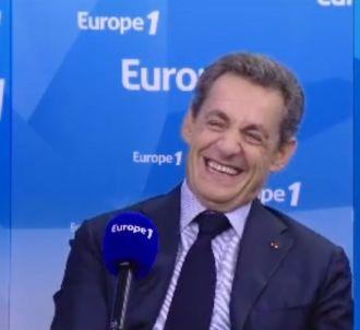 Nicolas Canteloup se paie Nicolas Sarkozy face à l'ancien...
