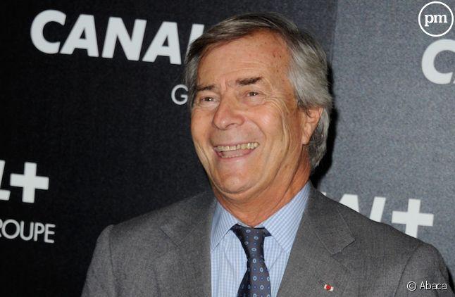 Vincent Bolloré va réduire considérablement le clair de Canal+
