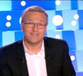 Laurent Ruquier le 4 juin 2016