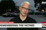 Attentat d'Orlando : Anderson Cooper très ému lors d'un hommage aux victimes sur CNN