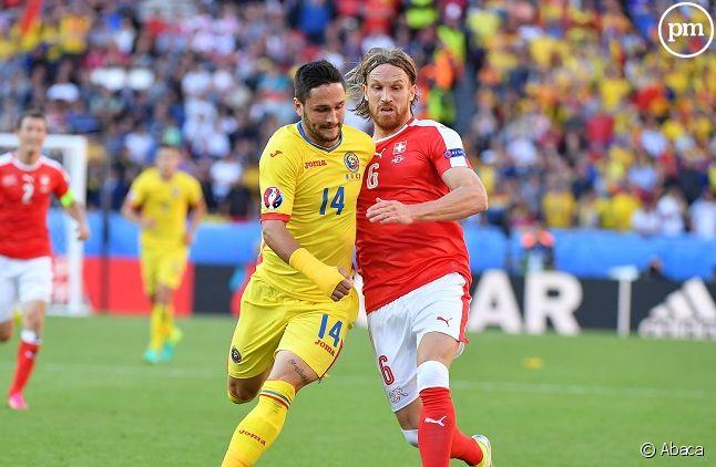 Roumanie-Suisse hier sur TF1