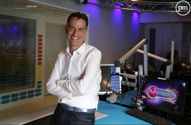 Tristan Jurgensen, le patron de Fun Radio