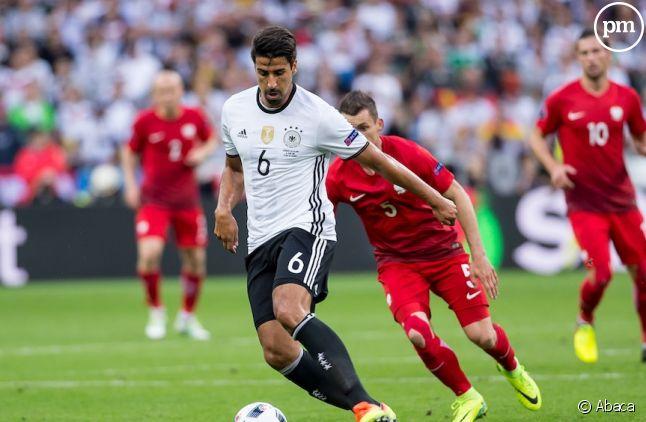 Le match Allemagne-Pologne de l'Euro 2016