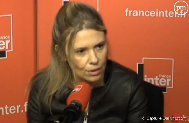 Aude Lancelin invitée de Léa Salamé hier matin