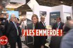 """Jean-Yves Le Drian au """"Petit Journal"""" : """"J'les emmerde !"""""""