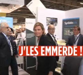 Jean-Yves Le Drian s'en prend aux équipes du 'Petit...