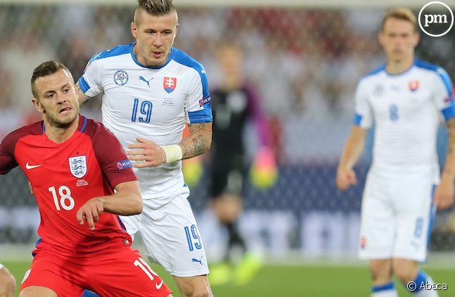 Slovaquie-Angleterre a-t-il fait briller TMC ?