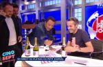 """""""Cinq à Sept"""" : Arthur s'invite en direct sur le plateau du """"Petit Journal"""""""