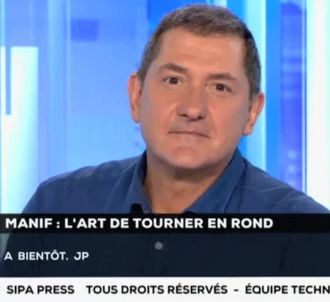 Yves Calvi, sur France 5.