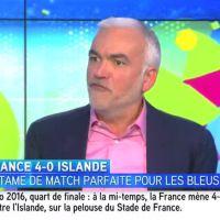 France-Islande : Coup de gueule de Pascal Praud face à la