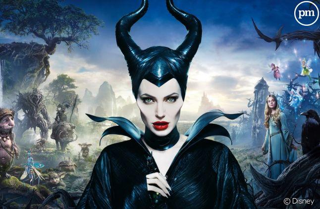 "Angelina Jolie est ""Maléfique"""