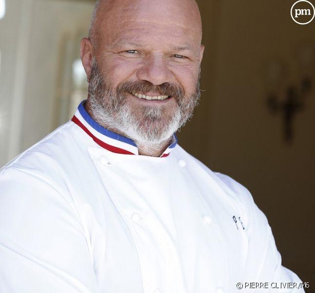 """Philippe Etchebest aux commandes de """"Objectif Top Chef"""""""