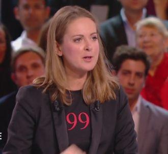 Charline Vanhoenacker face à Alain Juppé