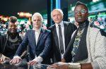 """""""Futur Football Club"""" : Canal+ bascule ce soir Hervé Mathoux en 2050"""