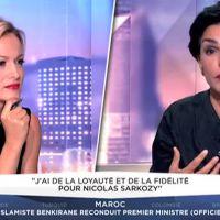 Échange tendu entre Audrey Crespo-Mara et Rachida Dati sur LCI