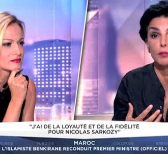 Tensions entre Audrey Crespo-Mara et Rachida Dati