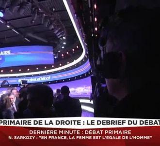 Nicolas Sarkozy, sur LCI.