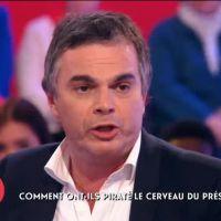 Coup de gueule d'Alexandre Jardin contre l'emballement médiatique autour du livre de Davet et Lhomme
