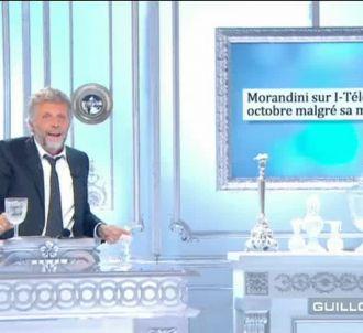 Stéphane Guillon ironise sur l'arrivée de Jean-Marc...