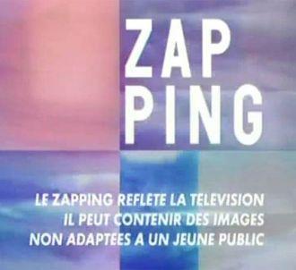Ancien habillage du 'Zapping'.