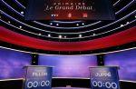 TF1 réfléchit à l'organisation d'un débat entre les principaux candidats à la présidentielle