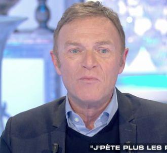Christophe Hondelatte annonce l'arrêt de 'Crime et...