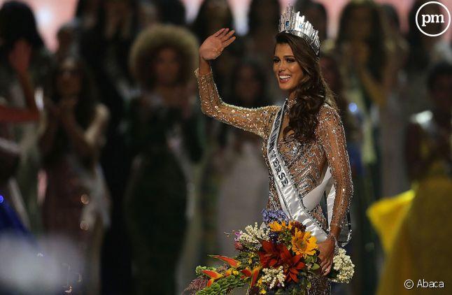 Iris Mittenaere est Miss Univers