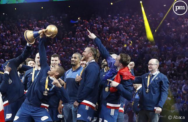 Les Français remportent leur sixième titre mondial