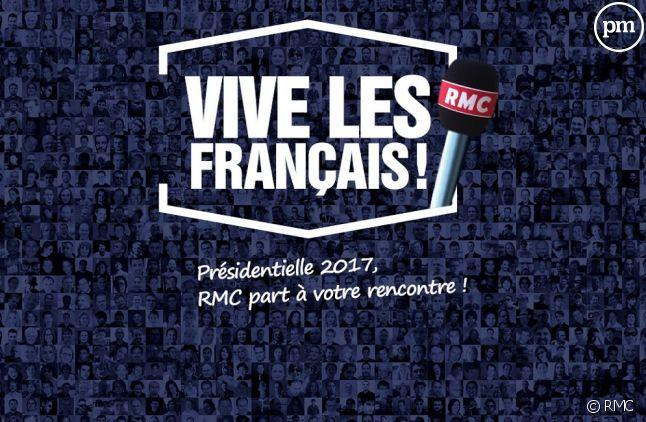 """""""Vive les Français !"""" sur RMC"""