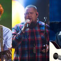 Disques : Rag'n'Bone Man détrône Vianney, nouveau record historique pour Ed Sheeran