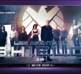 'Marvel : les agents du SHIELD' ce soir sur W9