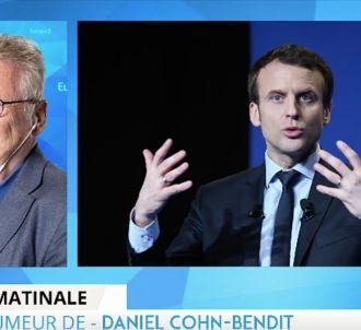 Daniel Cohn-Bendit sur Europe 1.