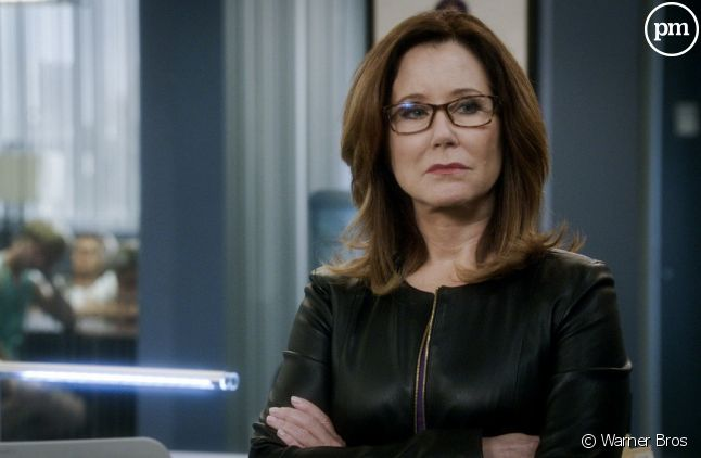"Mary McDonnell dans ""Major Crimes"""